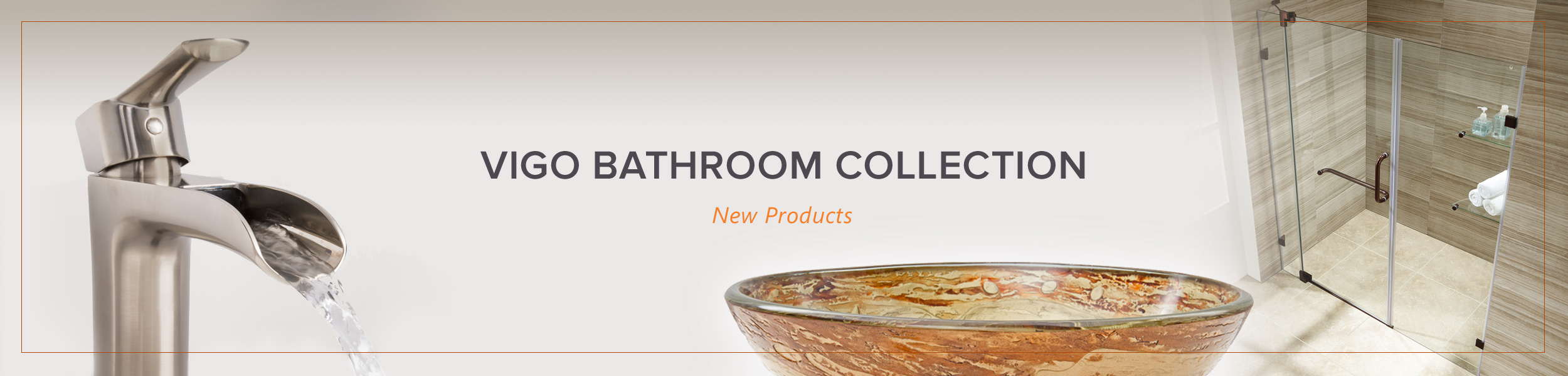Bathroom Products - New