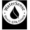 WaterSense Certified