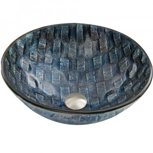 Rio Glass Vessel Sink