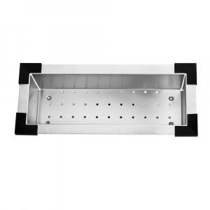 """VIGO 19"""" Kitchen Sink Colander"""