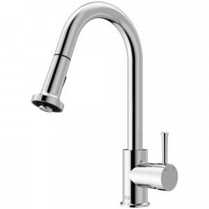VIGO Harrison Pull-Down Spray Kitchen Faucet