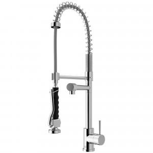 VIGO Zurich Pull-Down Spray Kitchen Faucet