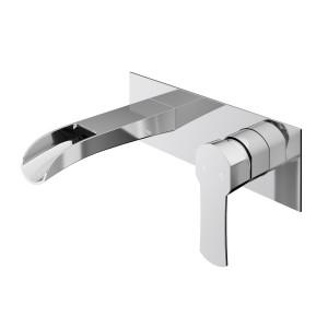 VIGO Cornelius Wall Mount Bathroom Faucet