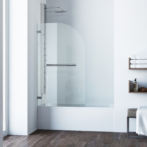 VIGO Orion Bathtub Door