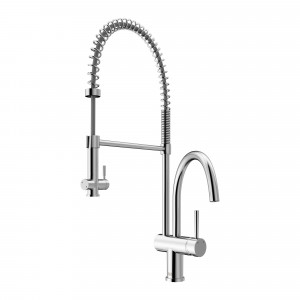 Dresden Pull-Down Spray Kitchen Faucet