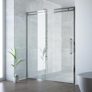vigo shower doors. VIGO Erie Adjustable Framed Sliding Shower Door Vigo Doors I