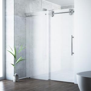 Elan Frameless Shower Door 3/8-in. Right-Sided Door