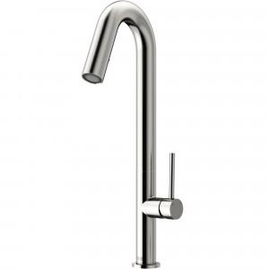 VIGO Oakhurst Led Pull-Down Kitchen Faucet in Stainless Steel
