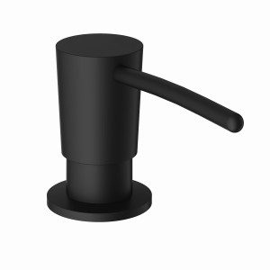 VIGO Kitchen Soap Dispenser In Matte Black