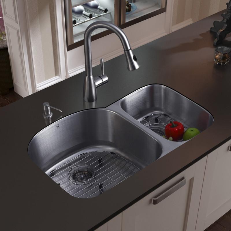 Undermount Kitchen Sink Faucet Grey on farmhouse kitchen sink faucet, single kitchen sink faucet, wall mount kitchen sink faucet,