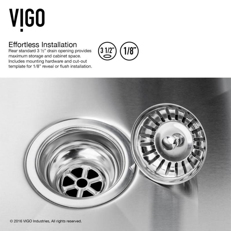 30 Inch Undermount Stainless Steel 16 Gauge Single Bowl Kitchen Sink And Gramercy Matte Black Pull Down Kitchen Faucet
