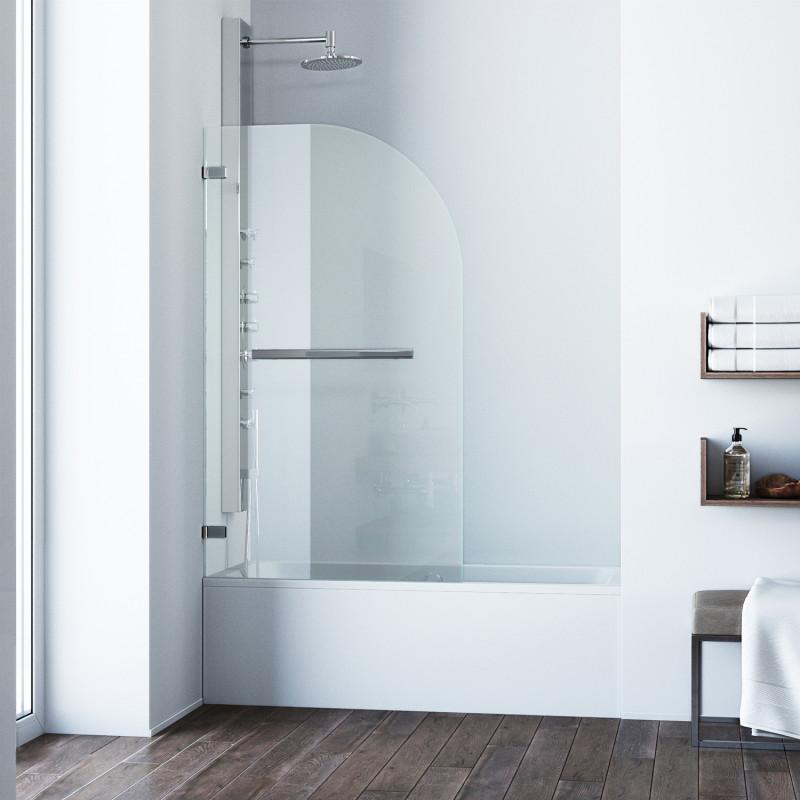 VIGO Orion Bathtub Door