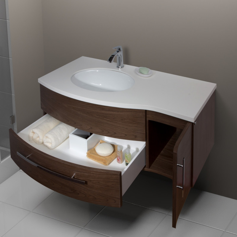 44 Inch Single Bathroom Vanity, 44 Bathroom Vanity