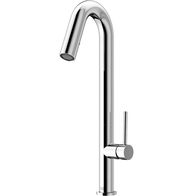 sc 1 st  Vigo Industries & VIGO Oakhurst Led Pull-Down Kitchen Faucet - Kitchen Faucets - Kitchen