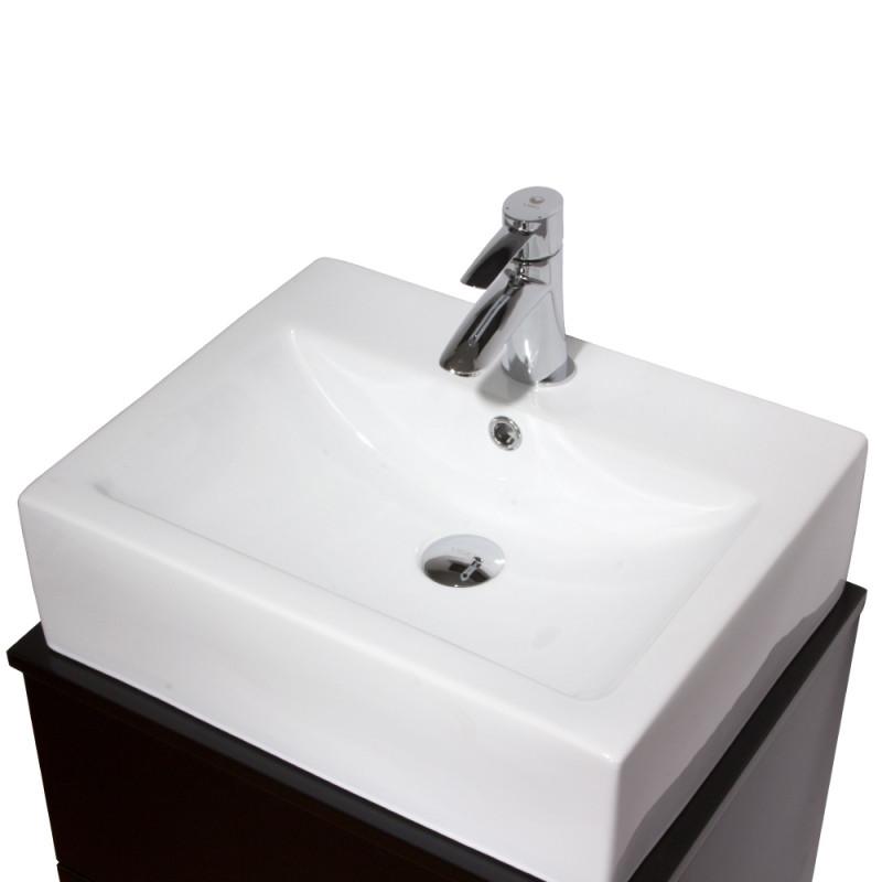 22 Inch Single Bathroom Vanity With, 22 Inch Bathroom Vanities