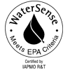 WaterSense Certified