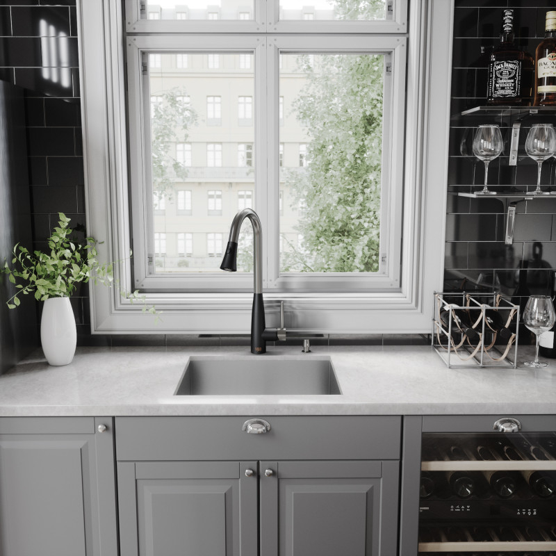 Blog Faucet Trend Back In Matte Black